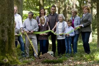 Die neue Bestattungskultur in der Natur