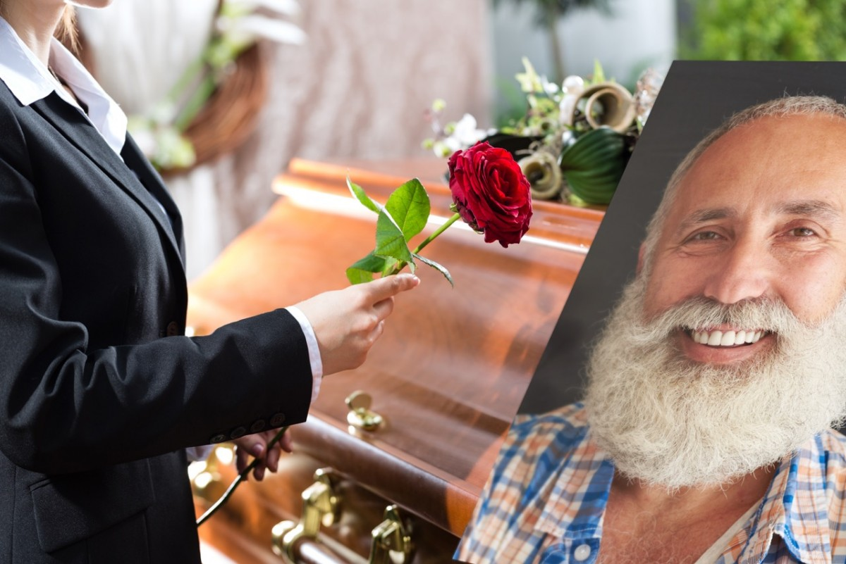 Ob auf der Bestattungsfeier, im Kolumbarium oder sogar am Grabkreuz – ein Porträt des Verstorbenen lässt ihn für die Hinterbliebenen präsent wirken.