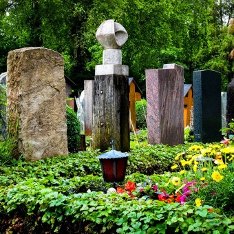 Friedhof Schweiz 1 - G. Stoverock