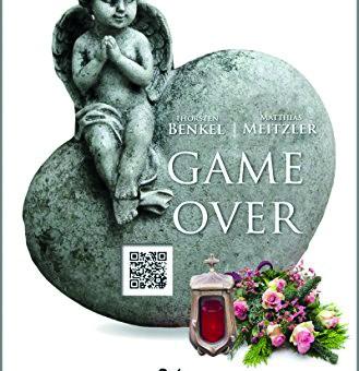 Thorsten Benkel, Matthias Meitzler  Game Over Neue ungewöhnliche Grabsteine KiWi-Taschenbuch 248 Seiten 9,99 Euro